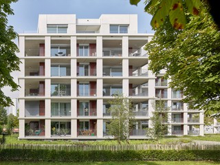 Lakeside Apartment Buildings