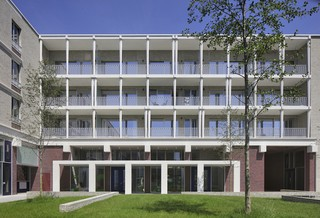 Falconhoven Apartment Building