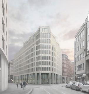 Office Building, Grosser Burstah