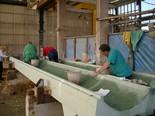 Façade fabrication 6