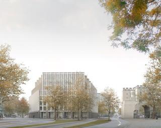 Office Building, Rudolfplatz