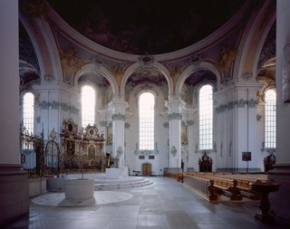 St Gallen Cathedral Chancel