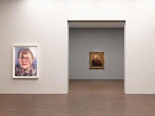 Visions of the Self: Rembrandt and Now Gagosian Gallery Grosvenor Hill, London, United Kingdom