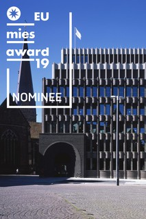 EU Mies Award 2019 Bremer Landesbank Headquarters