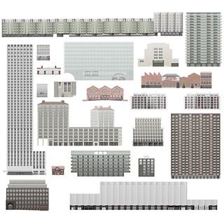 Carte Blanche XVI Architekturforum Zurich, Switzerland