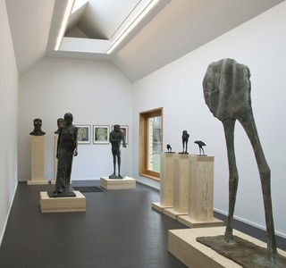 Dame Elisabeth Frink Larger Than Life Heong Gallery, Cambridge, United Kingdom