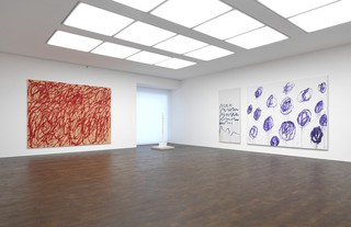 Gagosian Gallery Grosvenor Hill London, United Kingdom