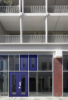 Architecture Today Building Study: Falconhoven Apartment Building Antwerp, Belgium