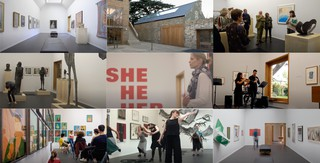 The Heong Gallery at Downing Collage