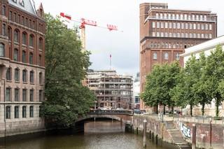 Grosser Burstah Office Building Hamburg, Germany